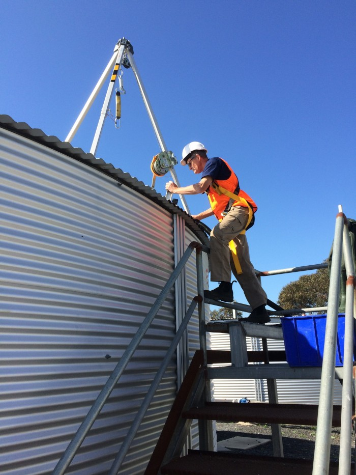 Tank cleaning in Adelaide