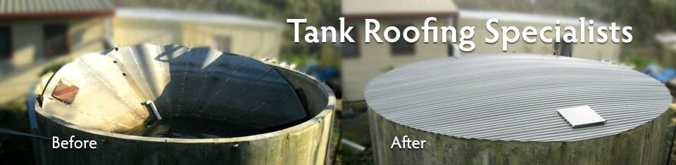 Tank roofing repair specialists