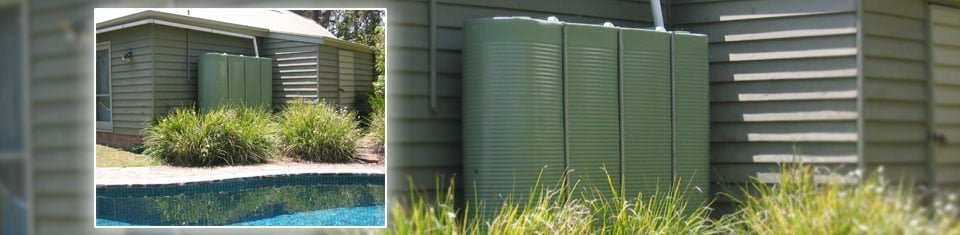 tank installations - swimming pool