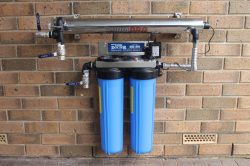 whole house rainwater filter with u.v. steriliser72dpi