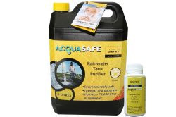 Davey Acqua-Safe 5Litres with test strips 72dpi