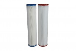 "Rainwater Filter System - single 20"" x 4.5"""