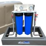 Twin Rainwater Filtration System