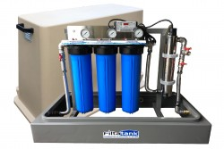Filtatank rainwater filtration systems