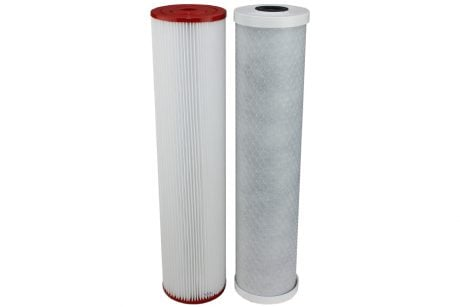"Filter cartridges - 20"" x 4.5"""