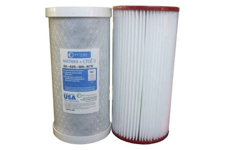 "Replacement filter cartridges - 10"" x 4.5"""