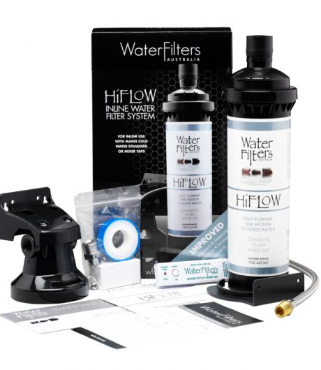 HiFlow Inline Water Filter System