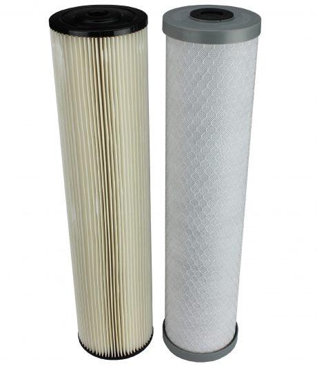 White Filter System