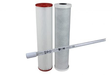 "20"" x 4.5"" -Filter cartridges"