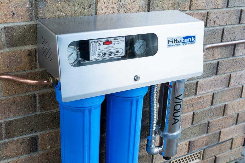 Filtatank FT 1000UV Whole House Rainwater Filtration System