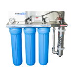 Filtatank FT-3000UV Triple Cartridge Rainwater Filtration System