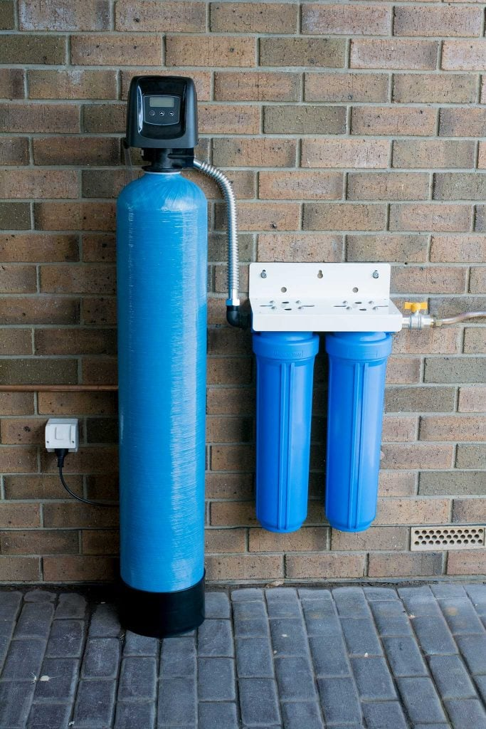 Cartridge Tank Filtration System Water Tank Filters