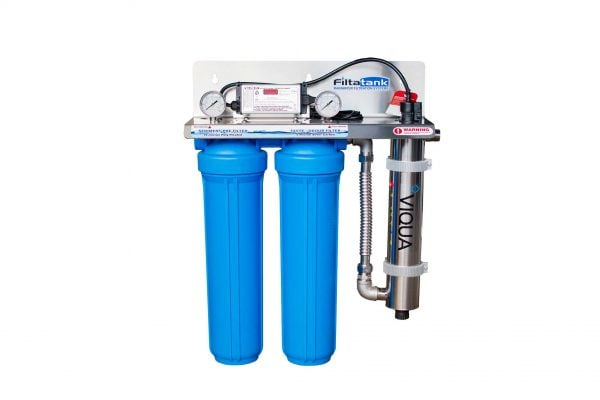 water tank filters & rainwater filtration systems - uv water filter ...
