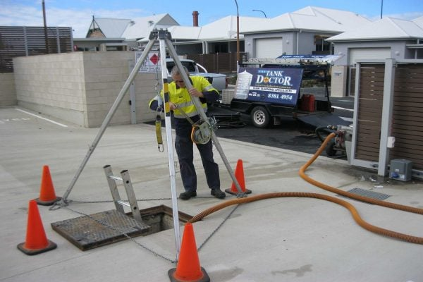 Rainwater Tank Cleaning Service Adelaide The Tank Doctor