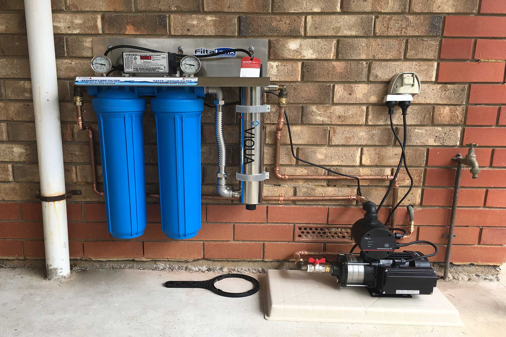 Water Tank Filters Amp Rainwater Filtration Systems The