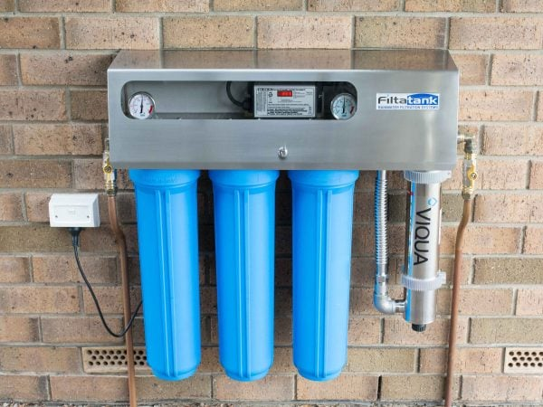 Water Tank Filters Amp Rainwater Filtration Systems Uv