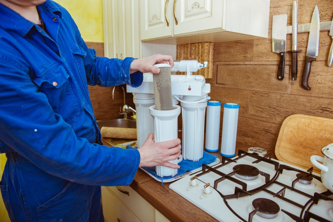 Whole House Water Filter Perth